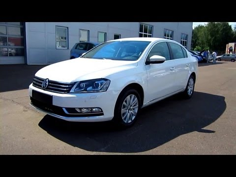 2012 Volkswagen Passat. Start Up, Engine, and In Depth Tour.