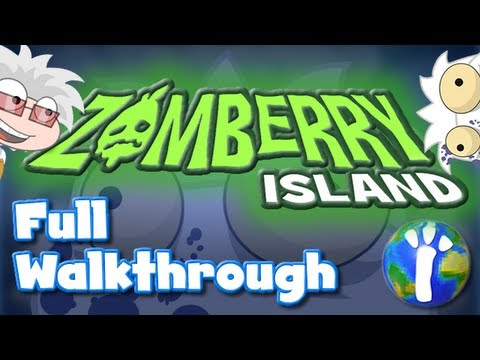 ★ Poptropica: Zomberry Island Full Walkthrough ★