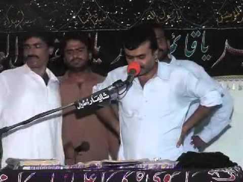 Zakir Qazi Waseem Abbas  New Qasida  2014  Hai Lajpaali Maray Lajpaal Badshahwan  video