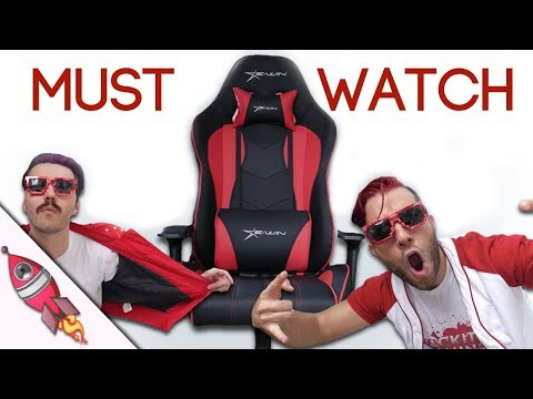 MUST WATCH SPECIAL OFFER! | Ewin Racing Chair | Rockit Gaming