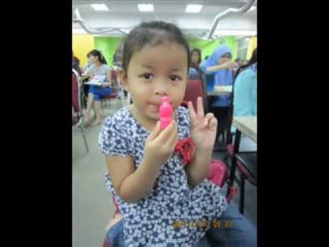 Kids Wonderland Science Camp Training at Puchong