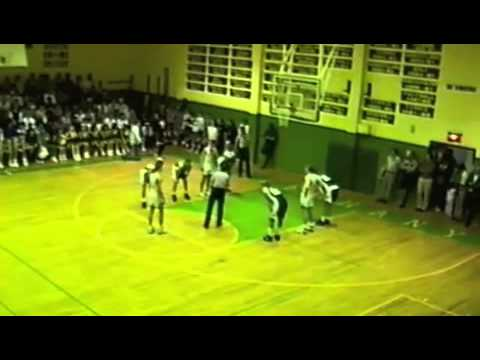 Sparta NC - Alleghany High School - 1992 March 6 - AHS vs Beaver Creek - boys basketball