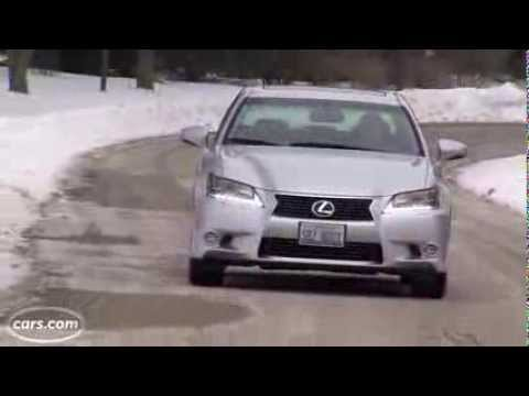 2014 Lexus GS 350 Review