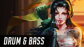 ► Best of DRUM & BASS GAMING Mix July 2016 ◄ \( ゚▽゚)/