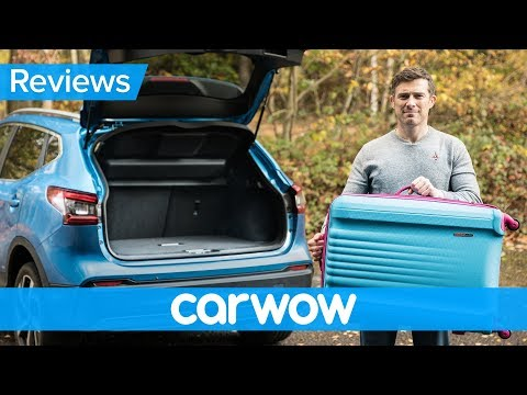 Nissan Qashqai 2018 practicality review   Mat Watson Reviews