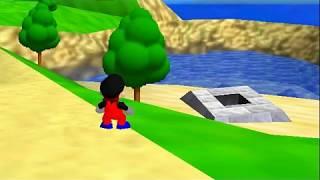 If Video Games Were in Super Mario 64 (2014) [REUPLOADED]