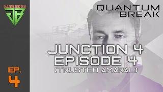 Quantum Break Live-Action Show Junction 4/Episode 4 – Control/Surrender (Trusted Amaral)