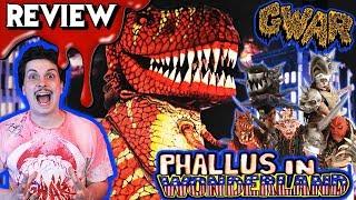 GWAR:  PHALLUS IN WONDERLAND (1992) 💀 Horror Comedy Movie Review