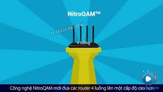 32 Cung tim hieu Router 4 luong va Cong nghe NitroQAM voi TP LINK new
