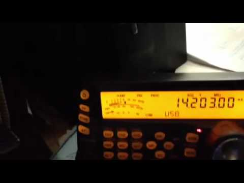 Amateur radio contact E77DX - Boznia and Herzegovina