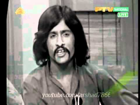 Attaullah Khan Old Song La Laee Tein Mundri Medi On Ptv video