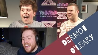 WHEN I INTERVIEWED DERMOT O'LEARY   X FACTOR
