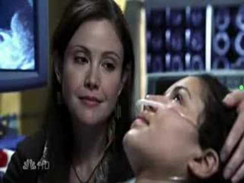 Reiko Aylesworth in ER.. Video