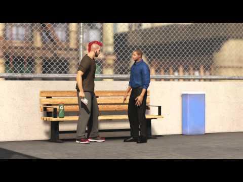 NBA 2K14: My Career Ep: 1