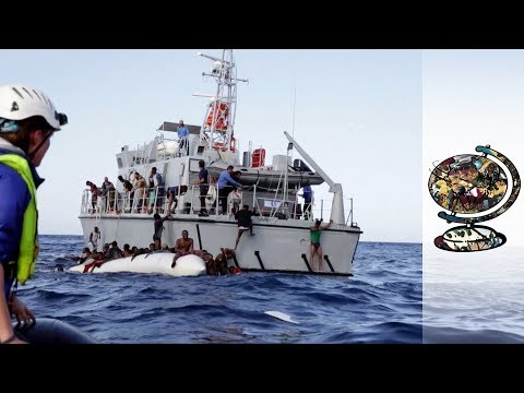 On The Frontline Of The Mediterranean Refugee Crisis