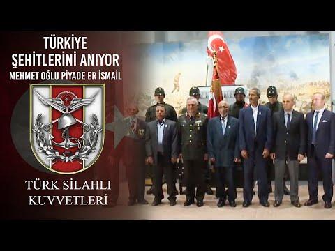 Türkiye Şehitlerini Anıyor - Mehmet Oğlu Piyade Er İsmail
