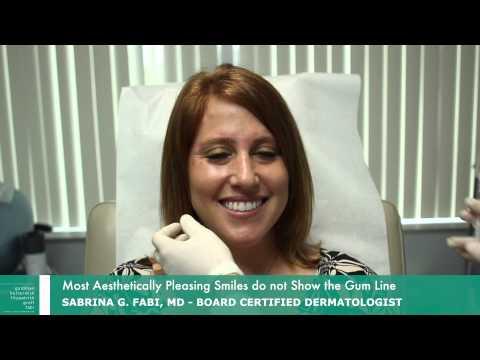 Gummy Smile Correction | Botox San Diego | Dr. Sabrina Fabi