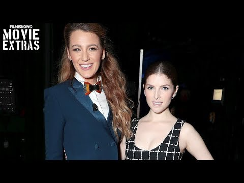 A SIMPLE FAVOR | Anna Kendrick, Blake Lively & Paul Feig Talk About The Movie From Cinemacon 2018