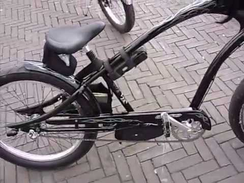 Customized chopper, lowrider, cruiser & lowglider bikes (KeyTown Cruisers) Music Videos