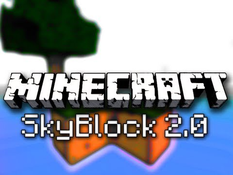 Minecraft: SkyBlock 2.0 w/ Mark and Nick Ep. 5 - AllShamNoWow Fell Out Of The World
