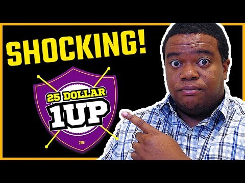 25 Dollar 1Up Review (What They Are REALLY Selling!)