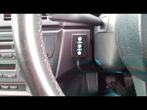BMW X3 E83 Pedal box or Sprint Booster Install .....Remove throttle lag