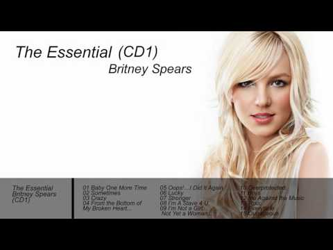 The Essential Britney Spears CD1    Britney Spears