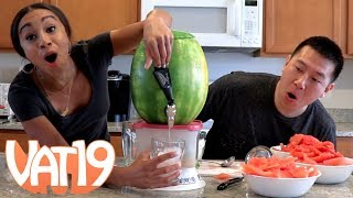 How to Turn a Watermelon Into a Keg! (Vat19 Product Review)
