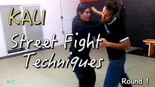 Download Kali STREET FIGHTING Techniques - Empty Hands 3Gp Mp4