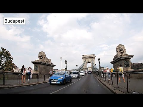 Budapest: Széchenyi Chain Bridge, Heroes' Square / Hungary