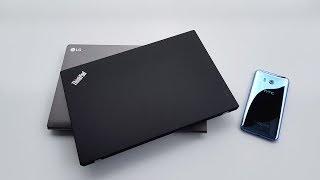 【轻电科技】新老对决 LG gram vs ThinkPad X1 Carbon