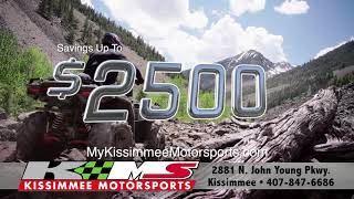 Kissimmee Motorsports Polaris Utility-Vehicle