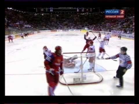 ЧМ-2011. РОССИЯ - ДАНИЯ. ГОЛЫ.