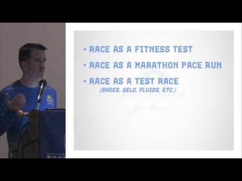 2014 Boston Marathon Training Clinic #2 - Part 1