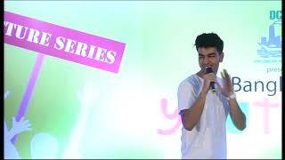 Ayman Sadiq & Salman Mohammad Muqtadir at Bangladesh YouthFest 2016