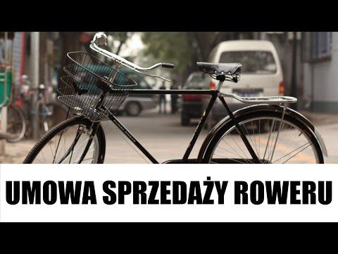 Sprzedaż Roweru: Umowa I Jazda Próbna #52 Rowerowe Porady