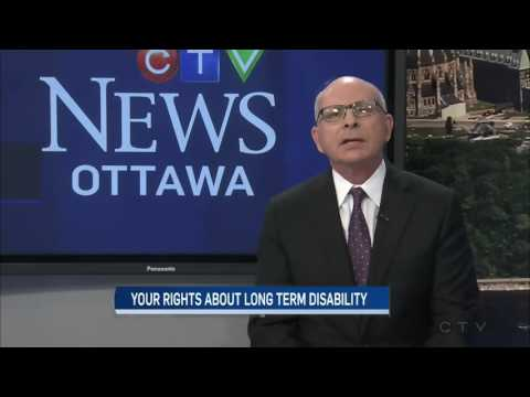 Long Term Disability Insurance and Rights   Ottawa Personal Injury Lawyer