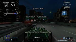 Gran Turismo 4 - Bentley Speed 8 Race Car HD PS2 Gameplay