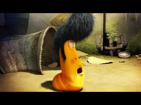 LARVA - Corte de cabelo   2019 Filme completo   Dos desenhos animados   Cartoons Para Crianças