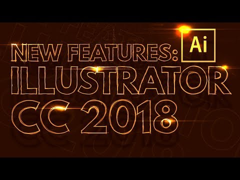 Five MUST KNOW New Features of Illustrator CC 2018
