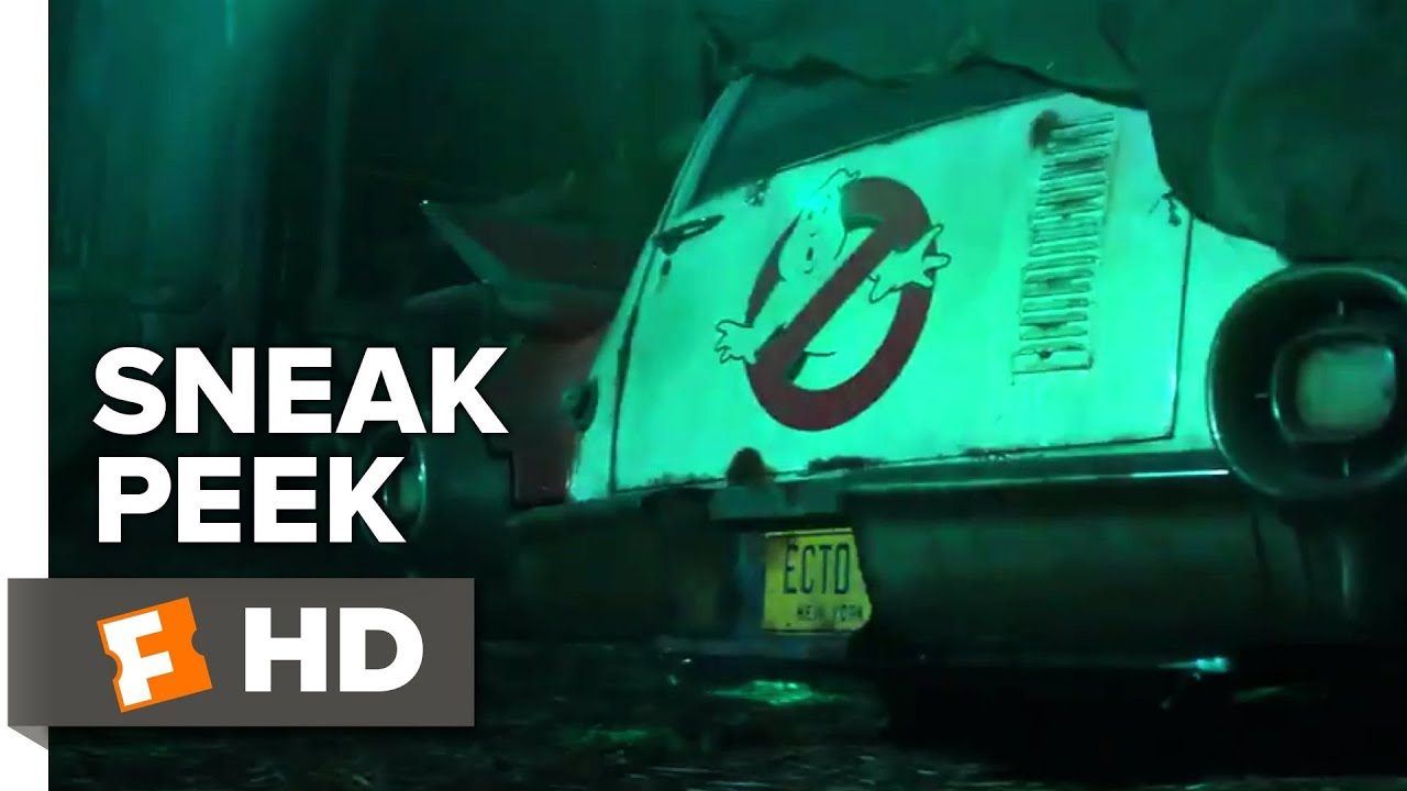 Ghostbusters Sneak Peek (2020) | Movieclips Trailers