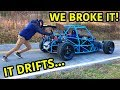 Turning A Salvaged Car Into A Street Legal Race Car Part 11