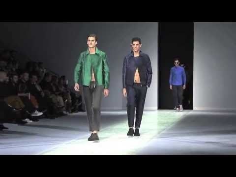 Emporio Armani - 2014 Spring Summer - Menswear Collection