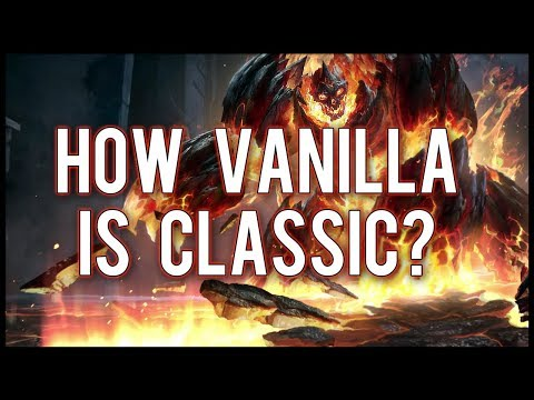 How Vanilla is Classic? - LAD #15