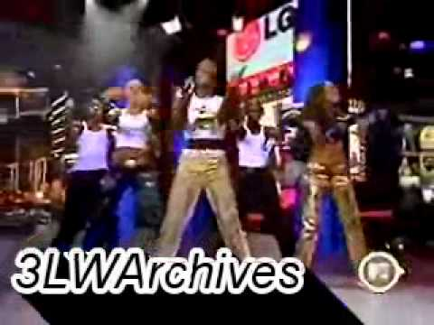 3LW- No More (Baby I&#039;ma Do Right) Live @ MTV&#039;s TRL
