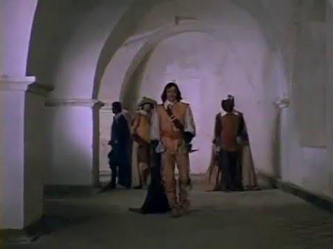 Песни из кино и мультфильмов - Три мушкетера Смерть Констанции
