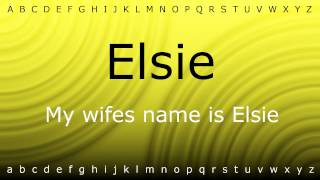 How to pronounce 'Elsie' with Zira.mp4