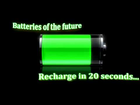 Technology News Batteries of the Future Recharge in 20 Seconds!! May 2013 Spanis