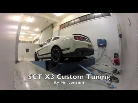 2012 Ford Mustang BOSS 302 - Dyno Tuning & Drag Simulation - Mustang D