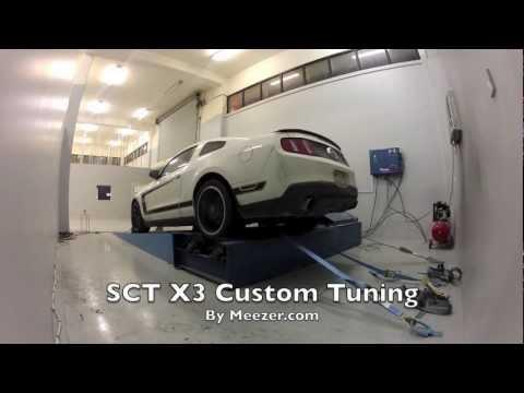 2012 Ford Mustang BOSS 302 - Dyno Tuning & Drag Simulation - Mustang D
